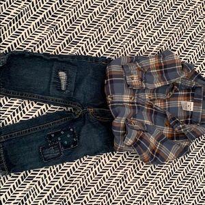 2 piece baby boy set